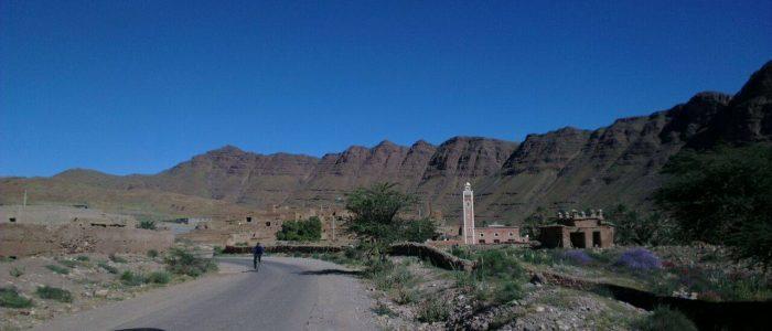 Motorradreisen Marokko Antiatlas