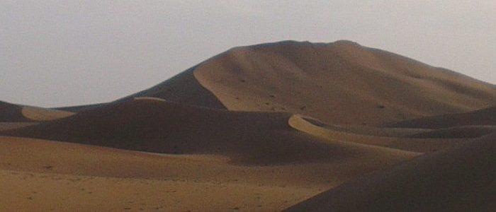Motorradreisen Marokko Erg Chegaga