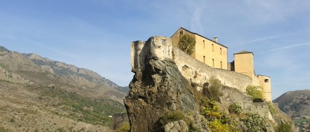 Motorradreisen Korsika Citadelle