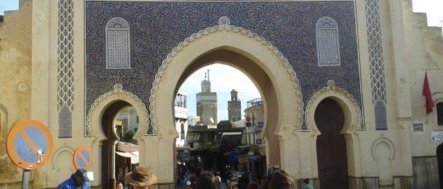 Motorradreisen Marokko Königsstadt Fes