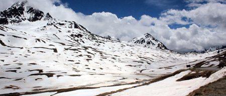 Motorradreisen Südtirol Gaviapass