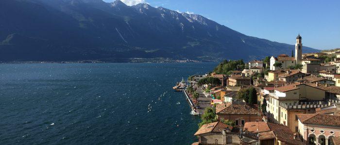 Motorradreisen Italien Abruzzen Gardasee