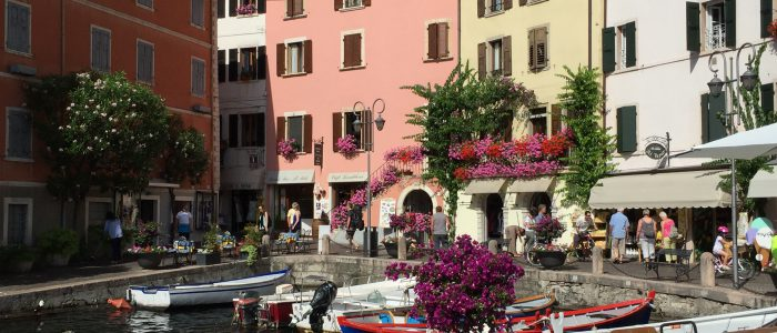 Motorradreisen Italien Abruzzen Limone