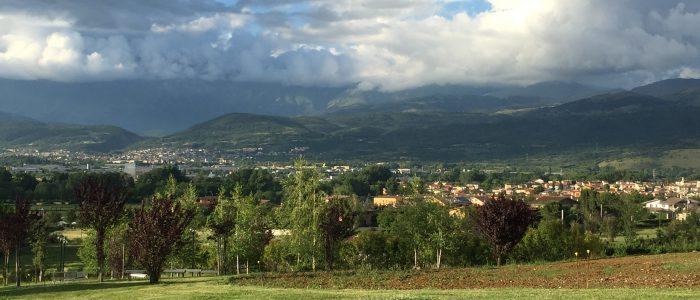 Motorradreisen Italien Abruzzen L'Aquila