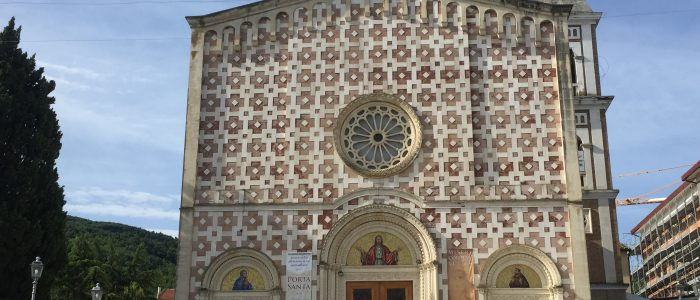 Motorradreisen Italien Abruzzen Manoppello