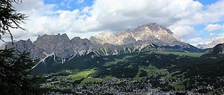 Motorradreisen Südtirol Dolomiten
