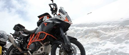 Motorradreisen Südtirol KTM Stilfser Joch