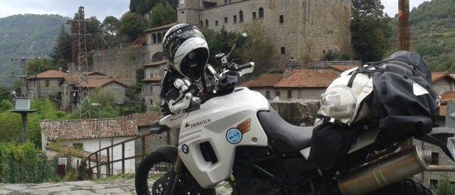 Geführte Motorradreise Korsika