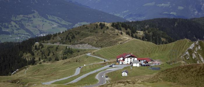 Motorradreisen Südtirol Jaufenpass