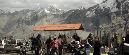 Motorradreisen Südtirol Richardl's