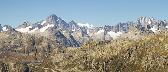 Motorradreisen Alpen