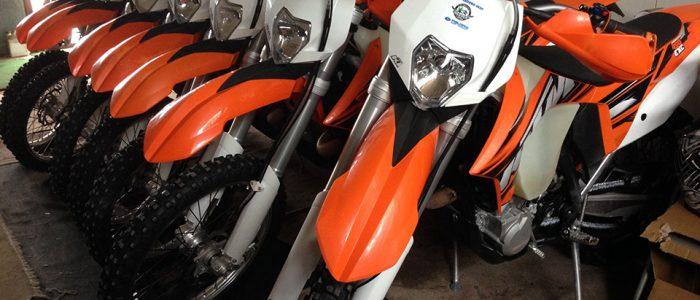 Motorradreisen Enduro Bosnien Mietmotorräder