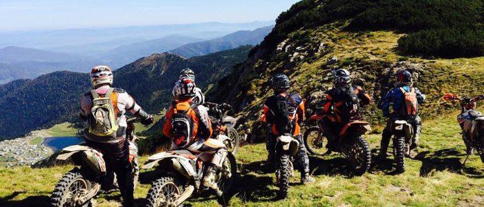 Motorradreisen Enduro Bosnien Weitblick